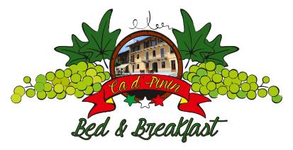 Bed & Breakfast – Ca d' Pinin